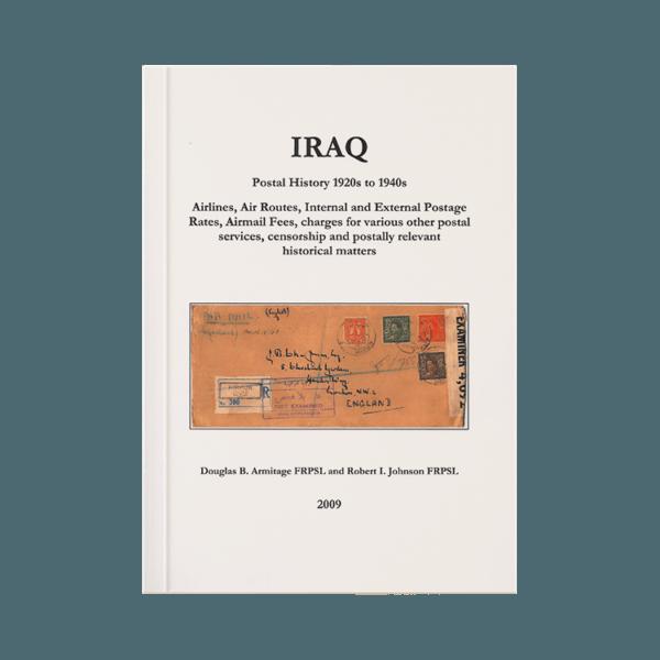 Iraq Postal History 1920s to 1940s