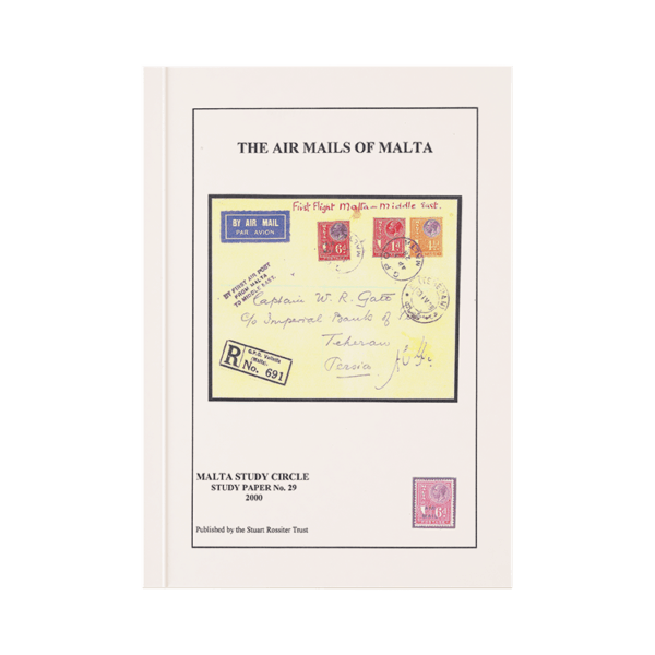 The Airmails of Malta
