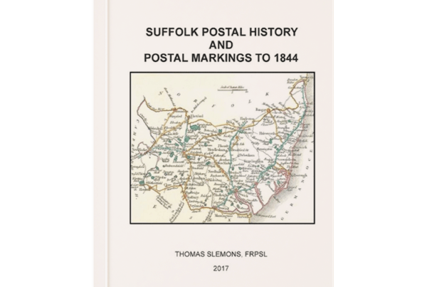 Suffolk Postal History and Postal Markings to 1844